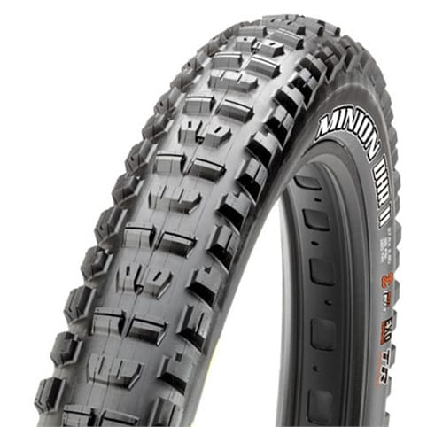 "MAXXIS MINION DHR II+ FOLDING EXO TR 27.5"" FAT TYRE *"