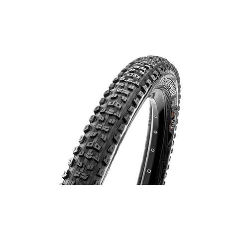 "MAXXIS AGGRESSOR FOLDING EXO TR 26"" TYRE"