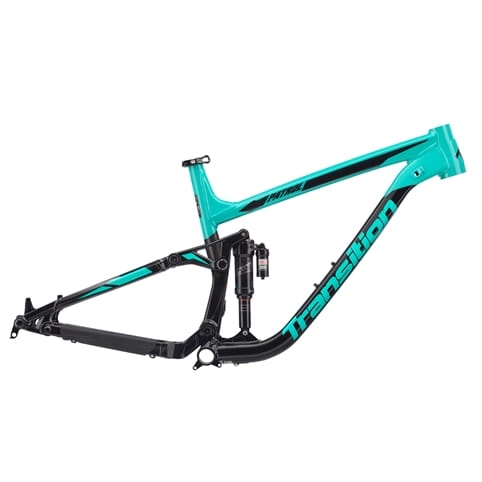 TRANSITION PATROL ALLOY FRAME SET 2017