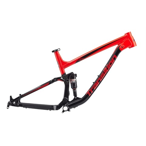 TRANSITION SCOUT ALLOY FRAME SET 2017