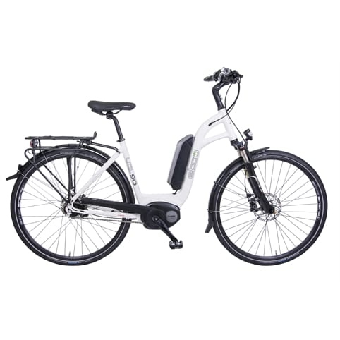 EBCO URBAN CITY UCL-90 ELECTRIC BIKE 2017