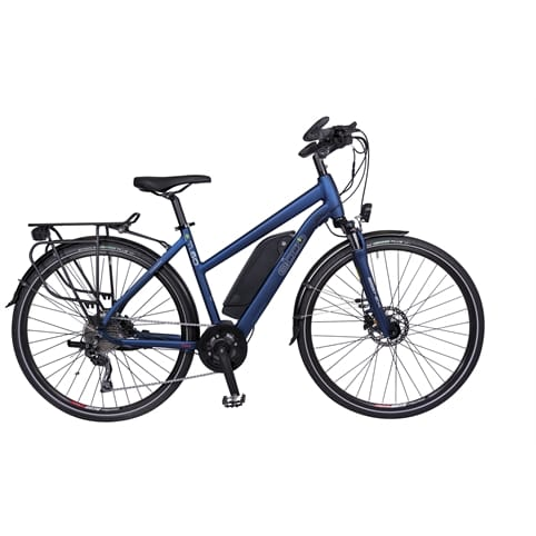 EBCO TREKKING TL-60 ELECTRIC BIKE 2017