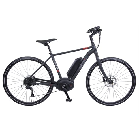 EBCO URBAN SPORT USR-75 ELECTRIC BIKE 2017