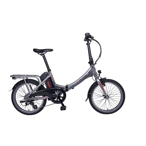 PULSE ZF4 FOLDING ELECTRIC BIKE 2017