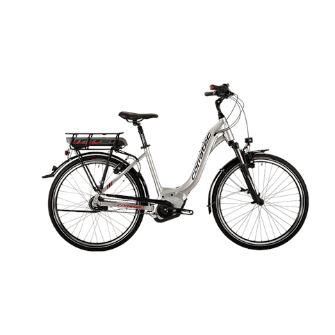 CORRATEC E-POWER 26 ACTIVE 8S LADY WAVE 400 EBIKE 2017