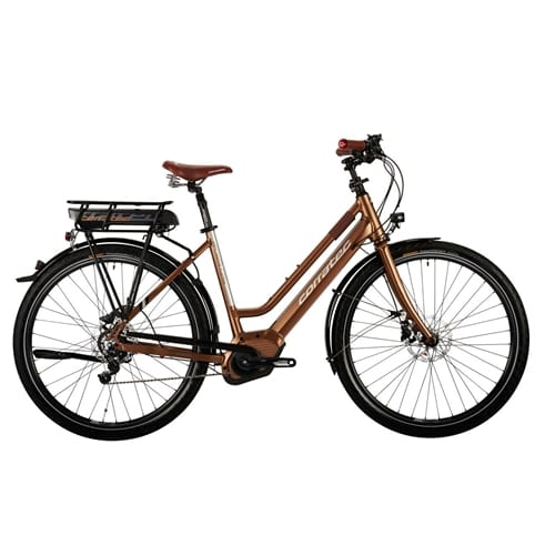 CORRATEC E-POWER C29 TREKKING PERFORMANCE LADY 500 EBIKE 2017