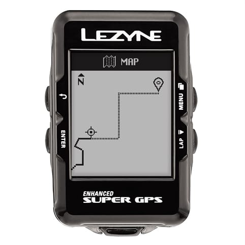 LEZYNE SUPER GPS LOADED BUNDLE
