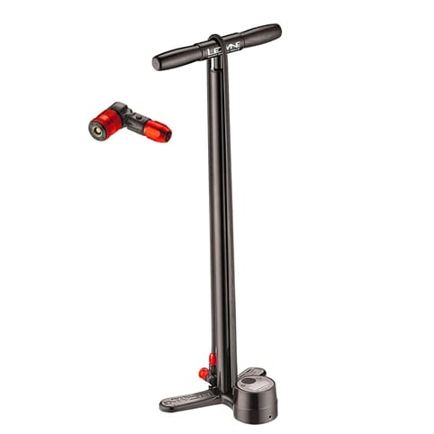 LEZYNE ALLOY FLOOR DRIVE PUMP - DIGITAL GAUGE