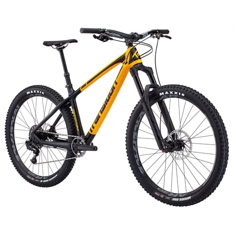 TRANSITION THROTTLE 27.5 MTB BIKE 2017