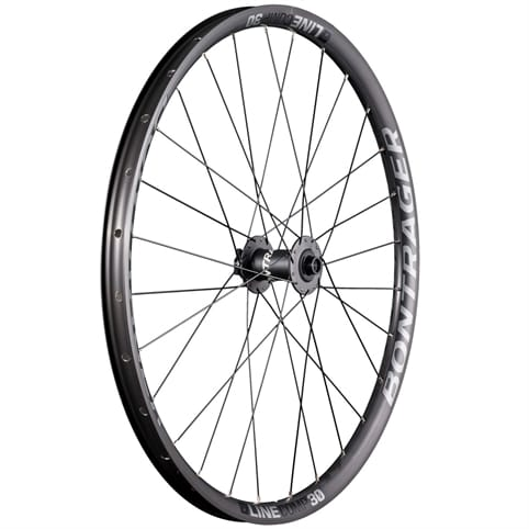 BONTRAGER LINE COMP 30 TLR BOOST 27.5 FRONT WHEEL