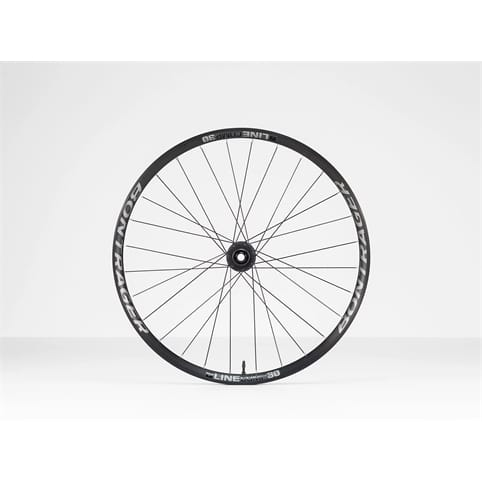 BONTRAGER LINE COMP 30 TLR BOOST 27.5 FRONT WHEEL *