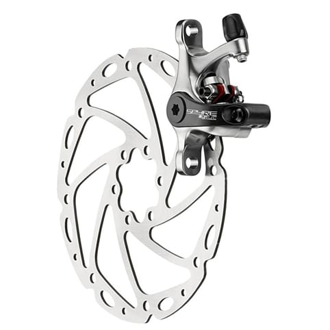 TRP SPYRE DISC BRAKE - POST MOUNT WITH ROTORS AND MOUNTS