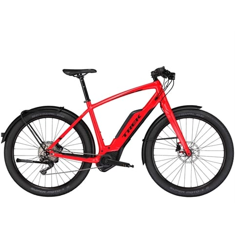 TREK SUPER COMMUTER+ 8 BIKE 2017