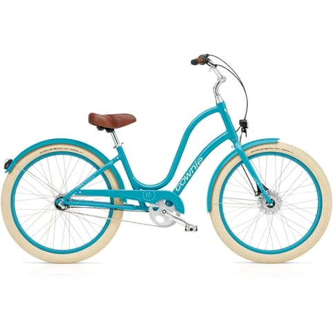 ELECTRA TOWNIE BALLOON 7i EQ LADIES BIKE 2018