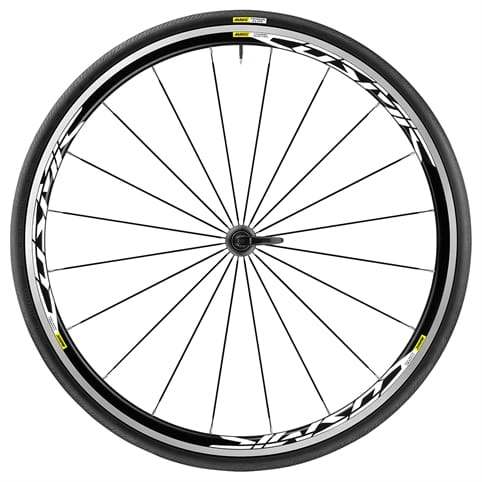 MAVIC COSMIC ELITE UST CLINCHER FRONT WHEEL 2018