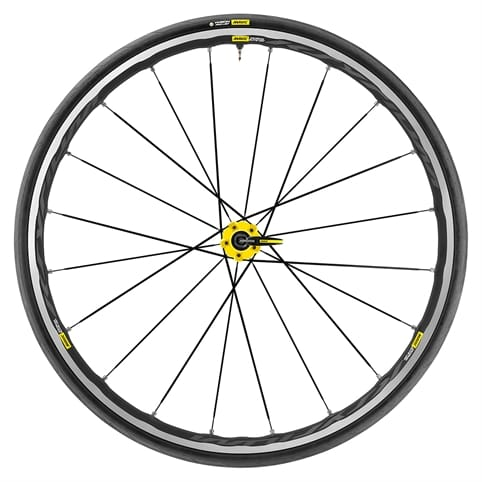 MAVIC KSYRIUM ELITE UST CLINCHER REAR WHEEL 2018