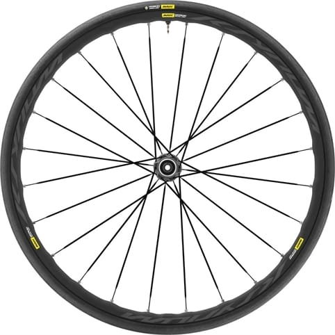 MAVIC KSYRIUM ELITE UST DISC CENTRE LOCK CLINCHER REAR WHEEL 2018