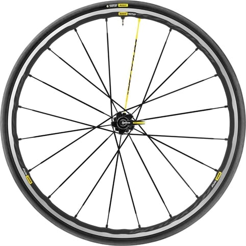 MAVIC KSYRIUM PRO UST CLINCHER REAR WHEEL 2018