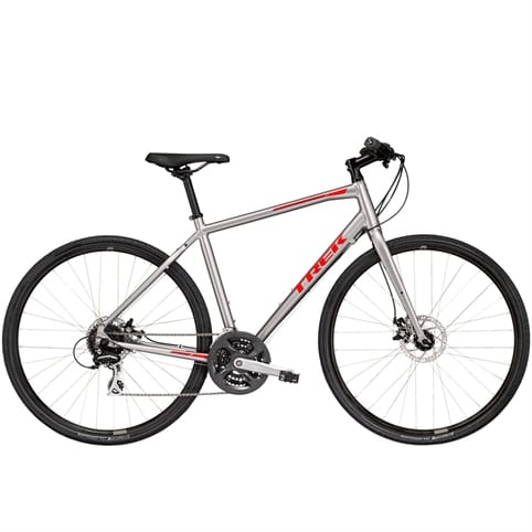 TREK FX 2 DISC HYBRID BIKE 2018