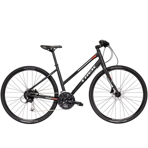 TREK FX 3 DISC STAGGER HYBRID BIKE 2018