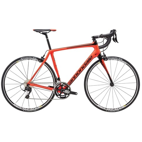 CANNONDALE SYNAPSE CARBON 105 ROAD BIKE 2018