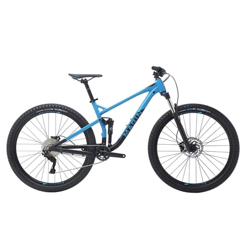 MARIN RIFT ZONE 1 29 DUAL SUSPENSION MTB BIKE 2018