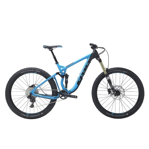 MARIN ATTACK TRAIL 7 DUAL SUSPENSION MTB BIKE 2018