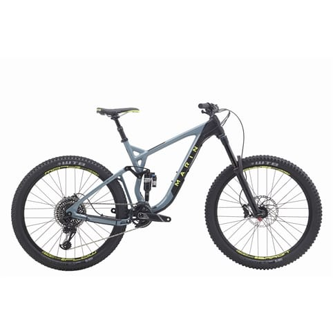 MARIN ATTACK TRAIL 8 DUAL SUSPENSION MTB BIKE 2018