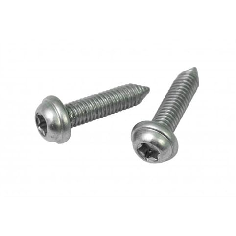 BOSCH SET OF SCREWS FOR FRAME BATTERY HOLDER
