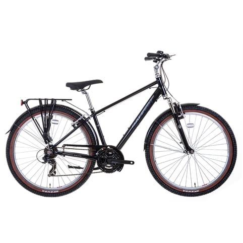 RALEIGH PIONEER TRAIL CROSSBAR FRAME HYBRID BIKE 2018