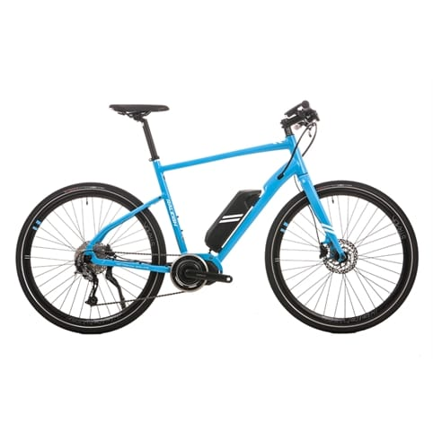 RALEIGH STRADA ELITE ELECTRIC CITY BIKE 2018