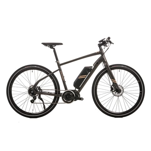 RALEIGH STRADA COMP ELECTRIC CITY BIKE 2018
