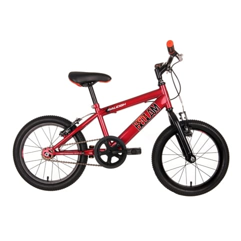 RALEIGH BEDLAM 16 KIDS MTB BIKE