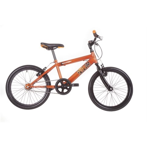 RALEIGH BEDLAM 18 KIDS MTB BIKE