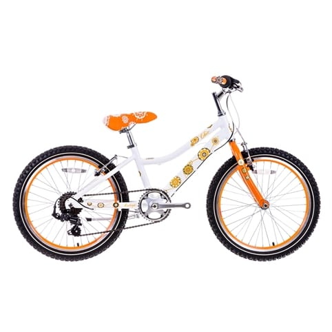 RALEIGH CHIC 20 KIDS MTB BIKE