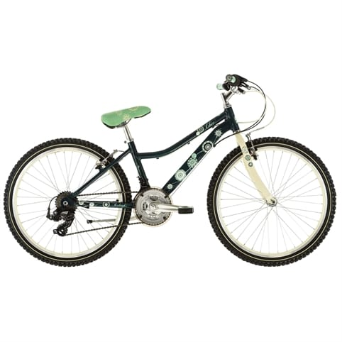 RALEIGH CHIC 24 KIDS MTB BIKE