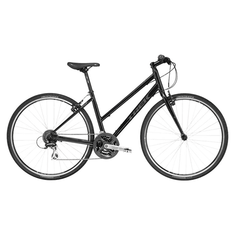 TREK FX 2 STAGGER HYBRID BIKE 2017