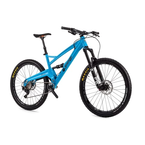 ORANGE 5 PRO 650b FULL SUSPENSION MTB BIKE 2017 [CUSTOM COLOUR, HOPE TECH 3 E4 BRAKE]