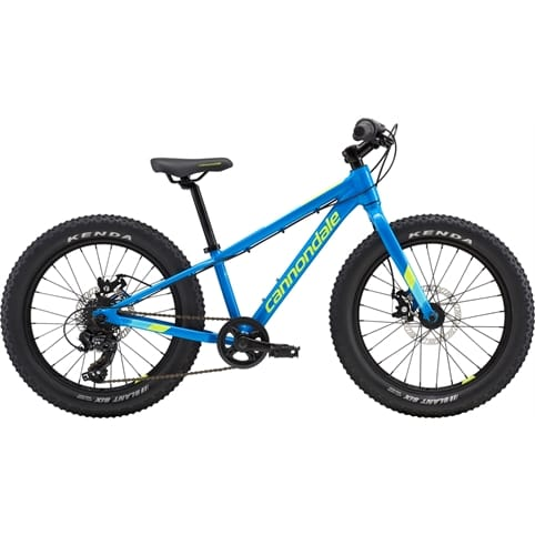 CANNONDALE CUJO 20+ KIDS FAT BIKE 2018