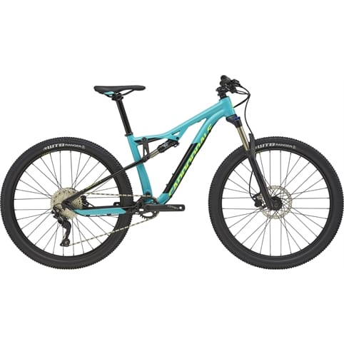 CANNONDALE HABIT 3 FEM 27.5 FS MTB BIKE 2018