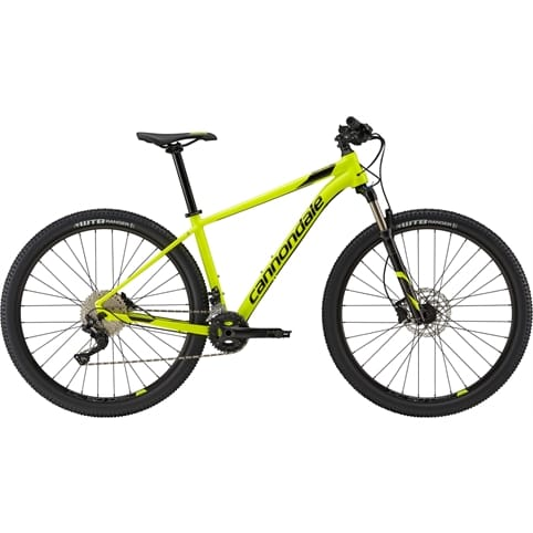CANNONDALE TRAIL 4 650b HARDTAIL MTB BIKE 2018