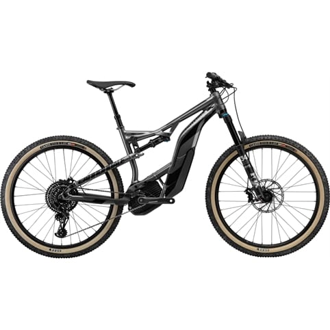 CANNONDALE MOTERRA SE 27+ FS E-MTB BIKE 2018