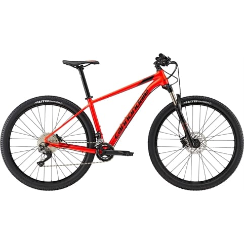 CANNONDALE TRAIL 3 29 HARDTAIL MTB BIKE 2018