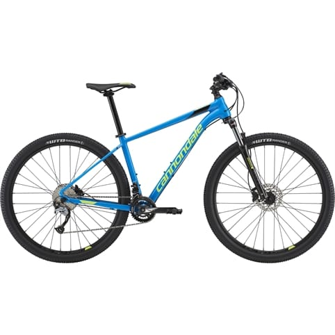 CANNONDALE TRAIL 6 29 HARDTAIL MTB BIKE 2018