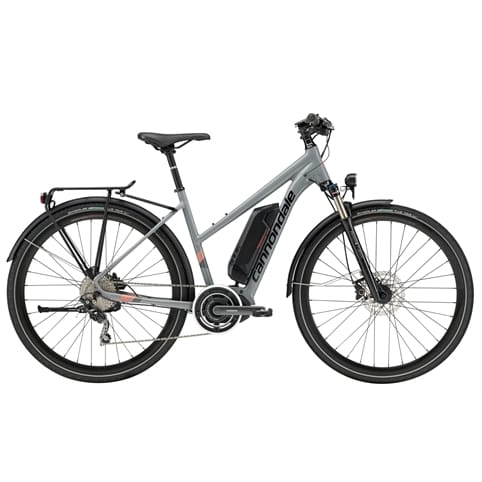 CANNONDALE QUICK NEO TOURER FEM E-BIKE 2018