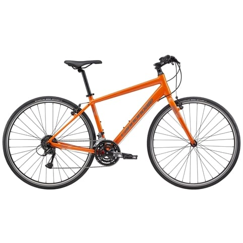 CANNONDALE QUICK 6 FLAT BAR ROAD BIKE 2018