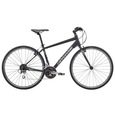 CANNONDALE QUICK 7 FLAT BAR ROAD BIKE 2018