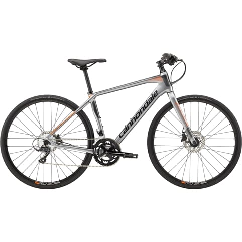 CANNONDALE QUICK CARBON 2 FLAT BAR ROAD BIKE 2019