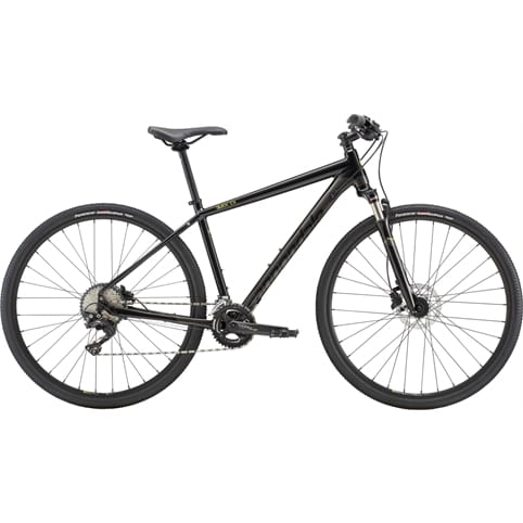 CANNONDALE QUICK CX 1 HYBRID BIKE 2018