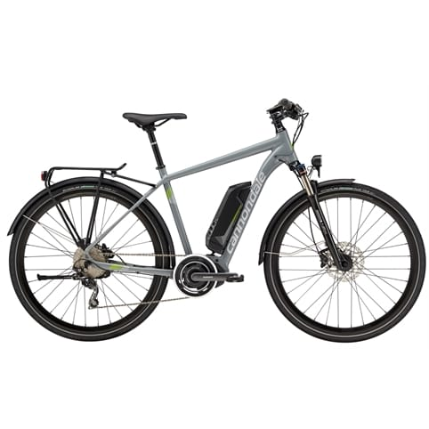 CANNONDALE QUICK NEO TOURER E-BIKE 2018